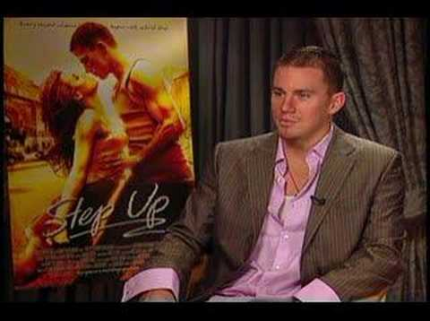 Step Up Channing Tatum interview