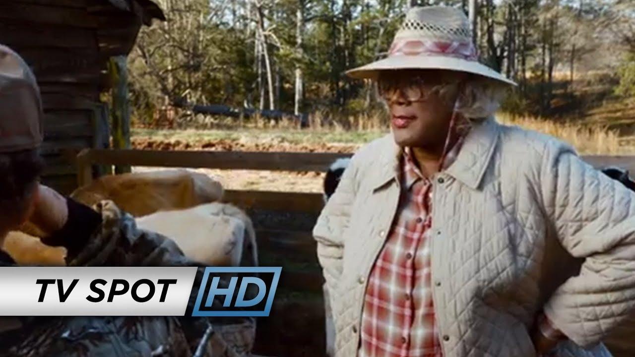 Download A Madea Christmas (2013) - 'One Movie' TV Spot