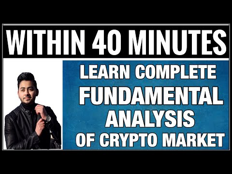 HOW TO DO FUNDAMENTAL ANALYSIS ON CRYPTO MARKET IN HINDI