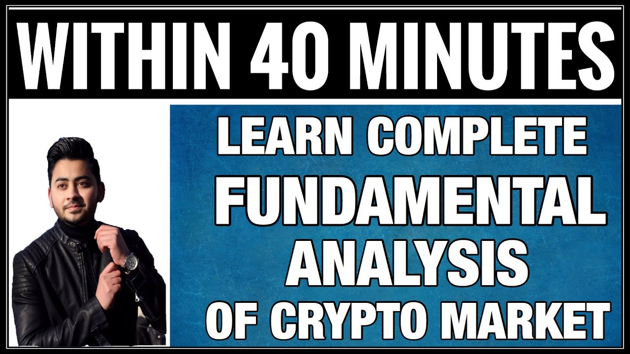 how to do fundamental analysis of cryptocurrency