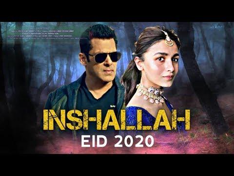 Salman Khan And Sanjay Leela Bhansali Next Film After 20 Years Inshallah