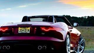 Jaguar F TYPE V8 S Sports Car 2013 Videos