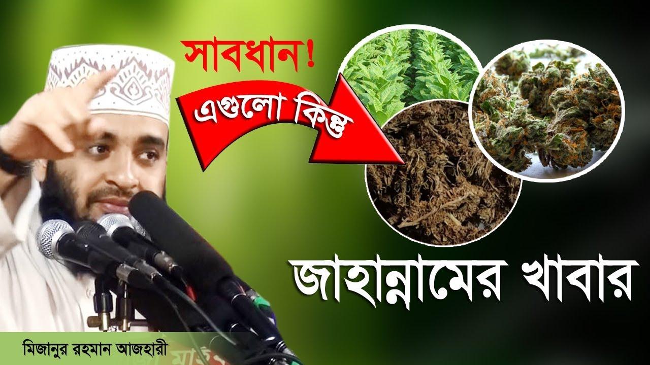 এক নজরে দেখে নিন জাহান্নামের খাবার !! Mizanur rahman azhari