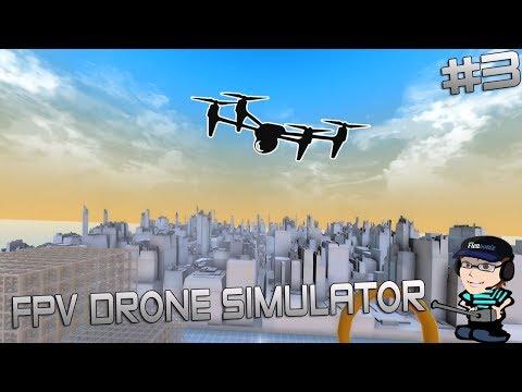 More control now | FPV Drone Simulator #3