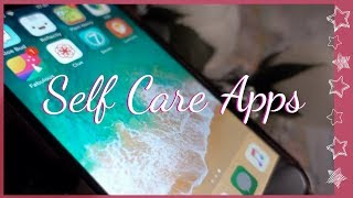 🌿 Apps for Self Care ✨
