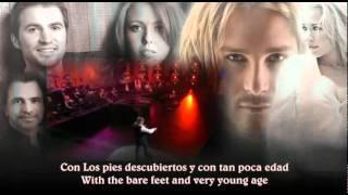 Ender Thomas _ YanniVoices - Bajo el Cielo de Noviembre - English_Spanish Lyrics.mp4
