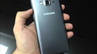 samsung galaxy grand prime gray color sm g530h ds
