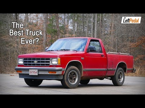 The Best Truck Is A Dirty Truck | Chevy S10 Review
