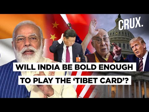 Washington's Tibet Bill: US Support For Dalai Lama Provides India With A Diplomatic Leverage | CRUX