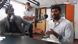 Lyricist Vivek talks about Sarkar | Aalaporan Thamizhan | Thalapathy !!