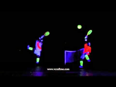 Neon Gravity Sports Show