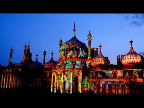 Brighton Pavilion Light Show - Brighton Video Production