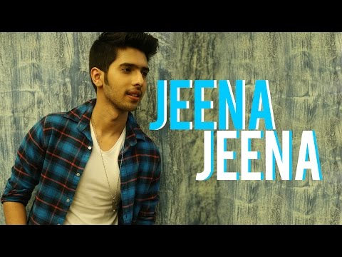 Thumbnail: Jeena Jeena - Armaan Malik Version | 'Acoustically Me' Series