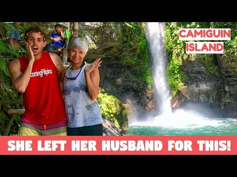 CANADIAN Woman Leaves Her Husband In The PHILIPPINES (Camiguin Island)