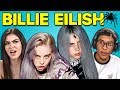 Download mp3 TEENS REACT TO BILLIE EILISH for free