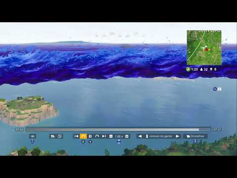 Shooting Star Found In Fortnite !