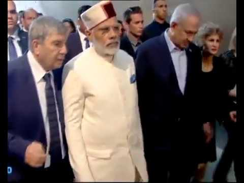 Israel में Modi की Security के लिए खतरनाक Commandos, India - Israel relation से फटेगी Pakistan की