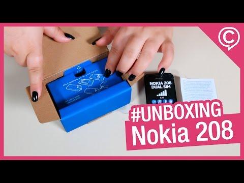 Nokia 208 [Unboxing] - Cissa Magazine