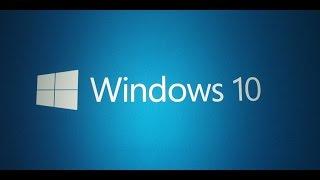 Презентация Windows 10 за 8 минут