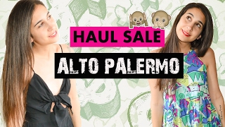 HAUL SALE ALTO PALERMO | Fashion Diaries