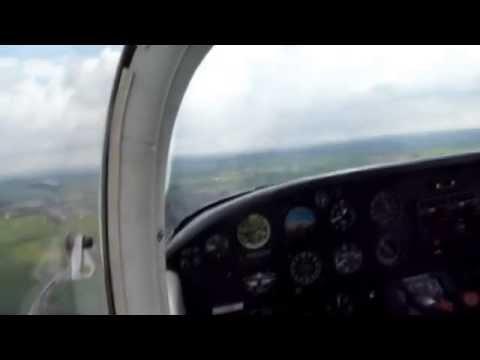 Piper Tomahawk | Circuit Timelapse EGBN