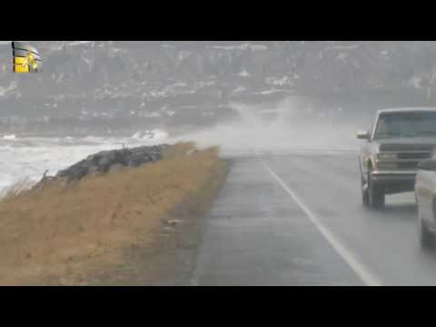 Super Typhoon Nepartak Batters Taitung Taiwan broadcasted by earth uncut tv   10Youtube com