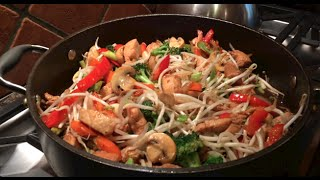 How To Make A Fast Stir Fry - A Tasty Thursday Video