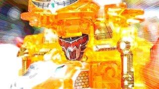 こんにちわ、ようへいDXです。2015年9月13日発売 手裏剣戦隊ニンニンジ...