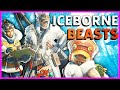 17 Minutes of Monster Hunter World: Iceborne Gameplay | E3 2019 видео