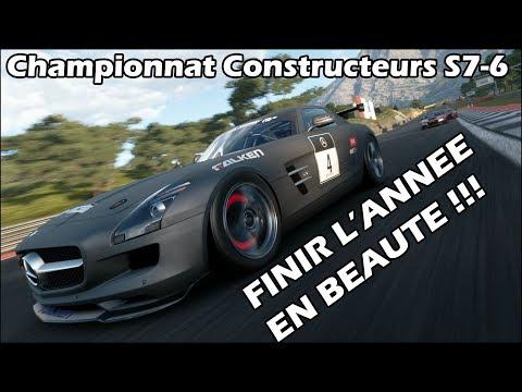 Finir l'année en beauté !!! - Championnat Constructeurs S7-6 - GT Sport (serveur Asie)