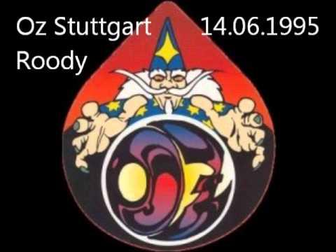 OZ Stuttgart - 14.06.1995 - Roody - Die Macht der Nacht
