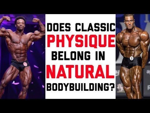 NPC IFBB Men's Classic Physique Is That This the Dying of Bodybuilding