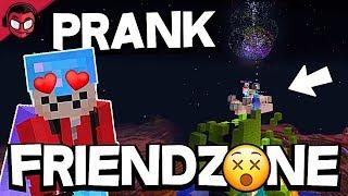 LA PRANK DE LA FRIENDZONE QUE SORPRENDIÓ A TODO ELITECRAFT | Minecraft