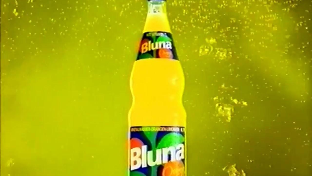 Bluna Werbung 70er