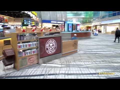 Singapore - Jakarta Trip by Garuda Indonesia (Travel Vlog) Part 1