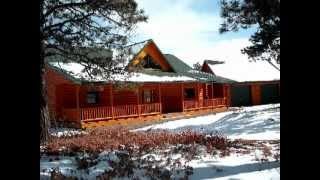 Beautiful Log Home for Sale in Colorado.mp4