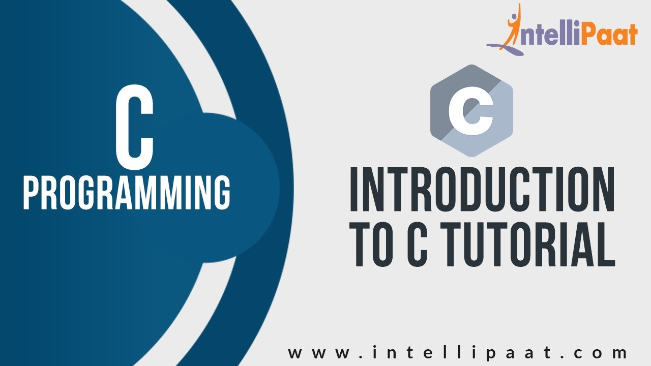 262984e1f7b6d Introduction to C Tutorial