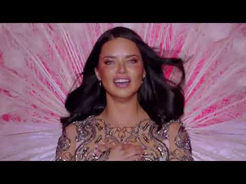 TRIBUTE: Adriana Lima walks her last Victoria's Secret Show 2018 (LEGENDADO EM PORTUGUÊS)