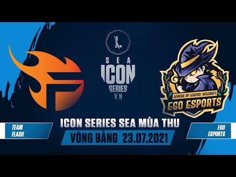 Flash vs EGO - Southeast Asia Icon - Game 2
