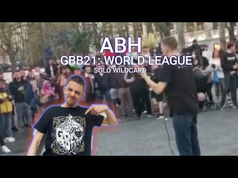 Download ABH | GBB21: World League SOLO Wildcard