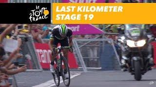 Last kilometer - Stage 19 - Tour de France 2017
