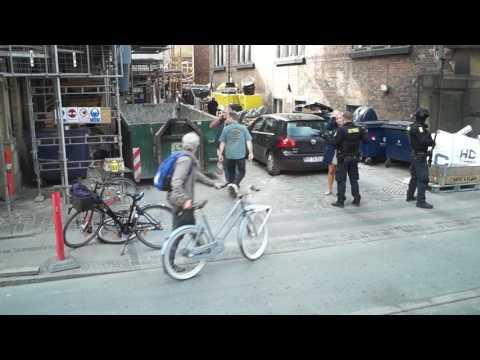 Man shot by police in Copenhagen - Tivoli Garden
