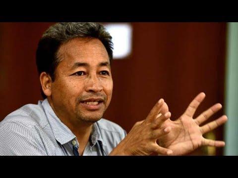 Mr. Sonam Wangchuk in NIT SRINAGAR: Part 1