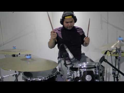 Garuda Indonesia - Kebanggaanku (drum cover)