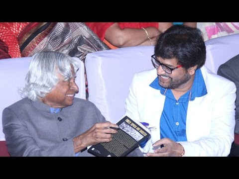 "APJ Abdul Kalam says ""Vivek is my Thick Friend"" 