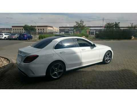 2015 mercedes benz c class c180 elegance amg sports auto for Mercedes benz 2015 for sale