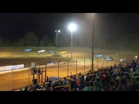 Street Stock Feature Southern Raceway - 10/5/19