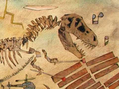 Carnival Fossils Poem By Edwin Morgan Music By Saint Saens Artwork By Satoshi Kitamura Youtube