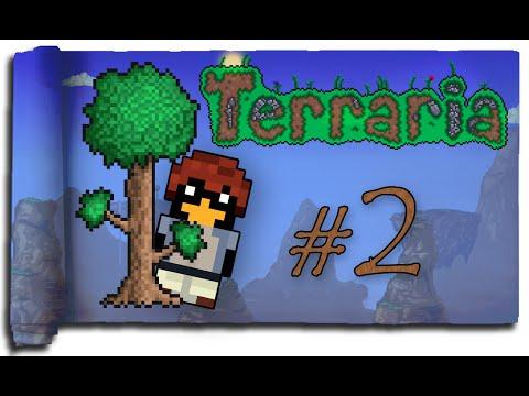 Terraria #2 - La venganza de la noche