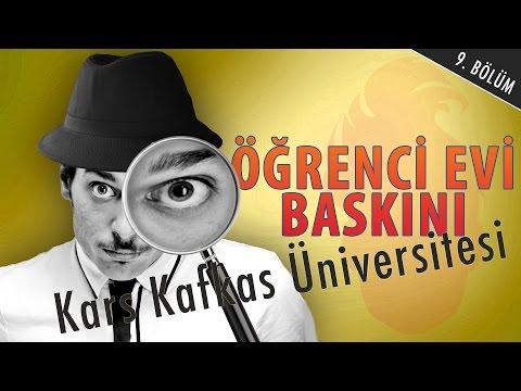 Kars Kafkas Üniversitesi Öğrenci Evi Baskını - Hayrettin